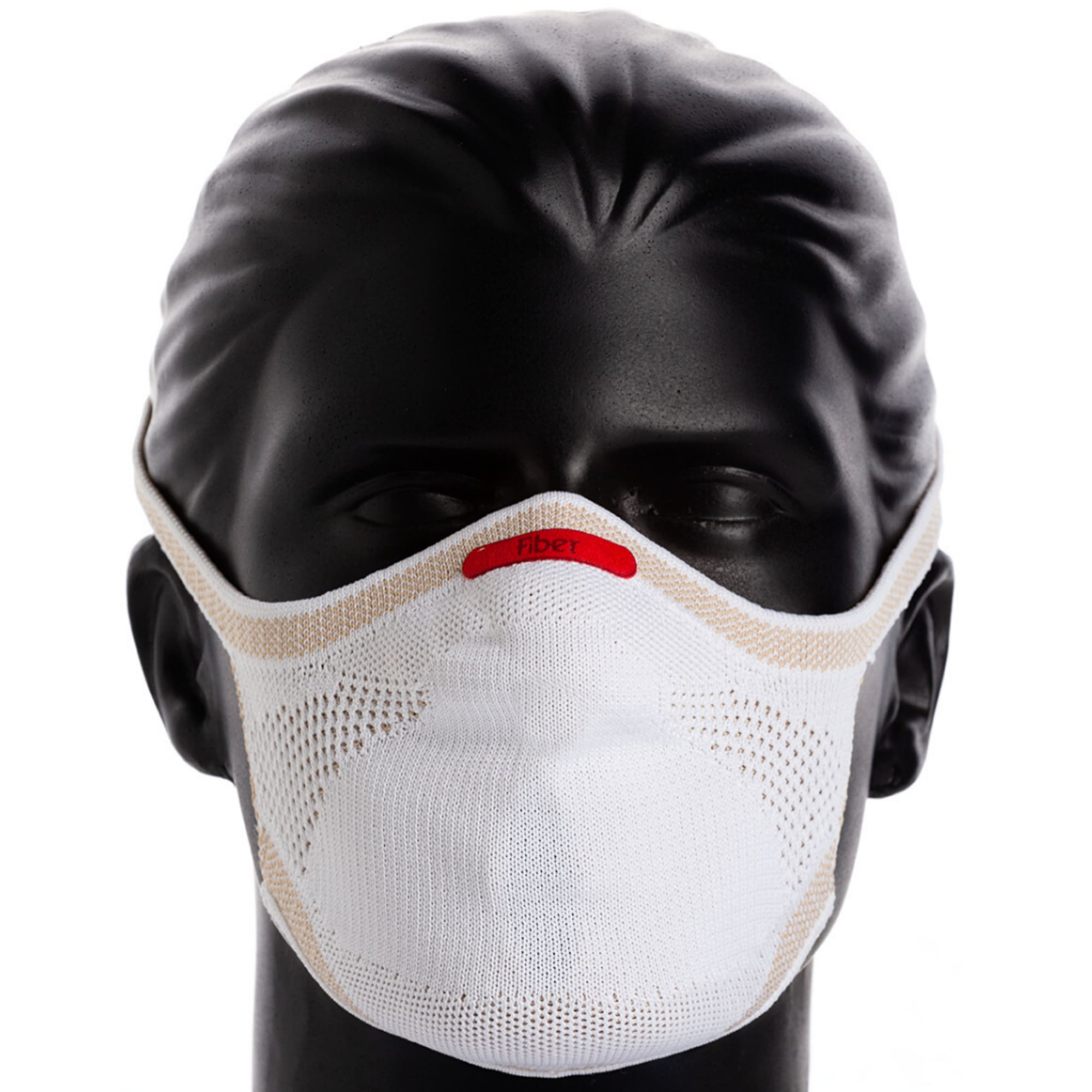 Máscara Esportiva KNIT - BRANCA