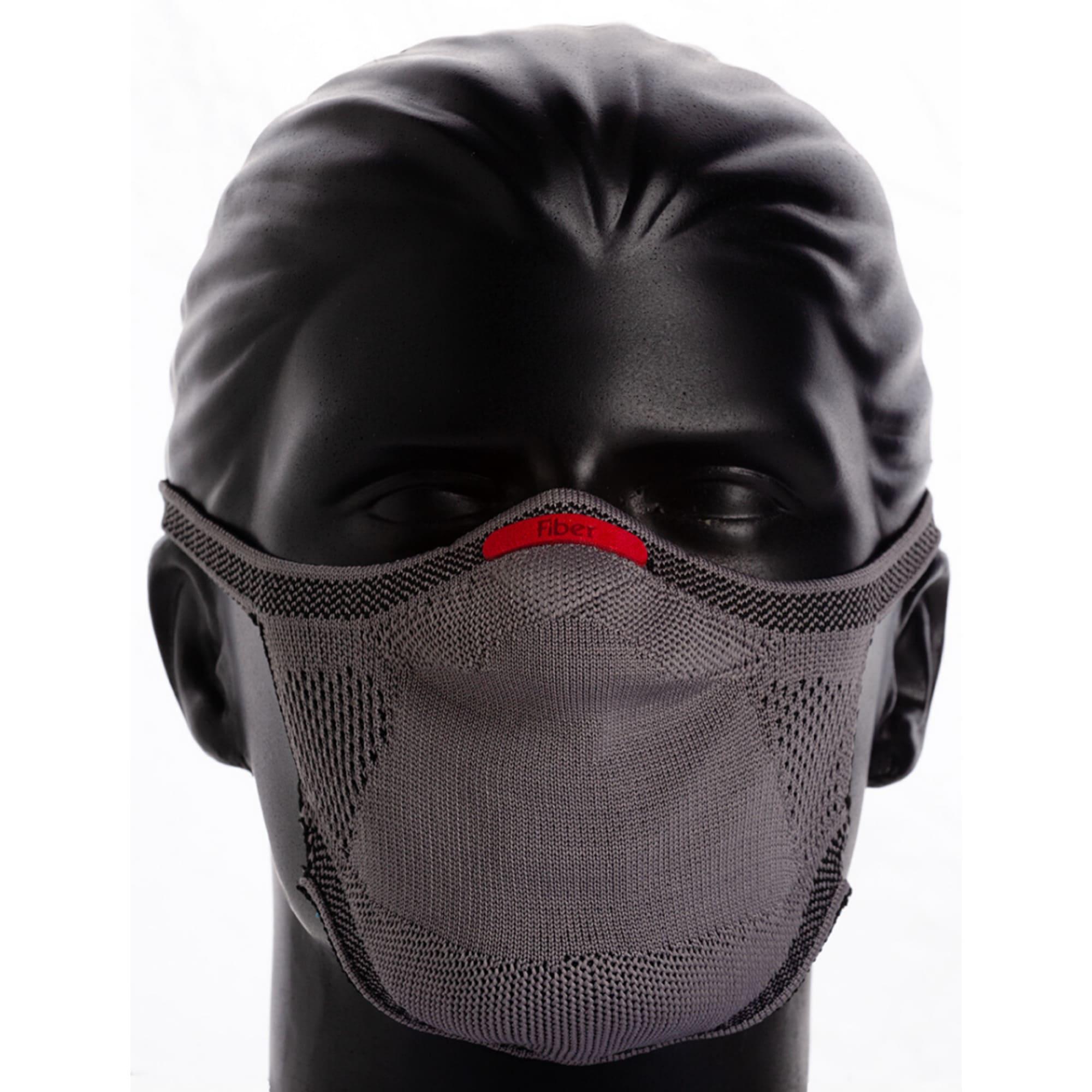 Máscara Esportiva KNIT - CINZA
