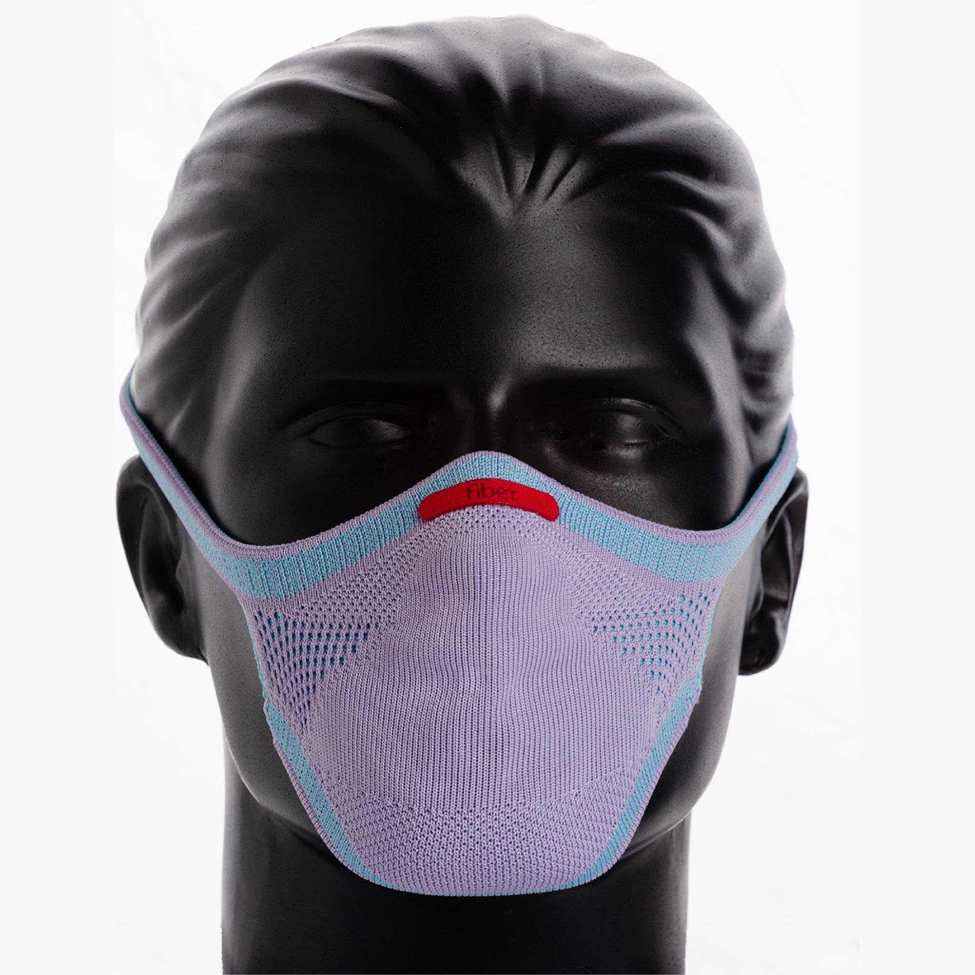 Máscara Esportiva KNIT - Lilás