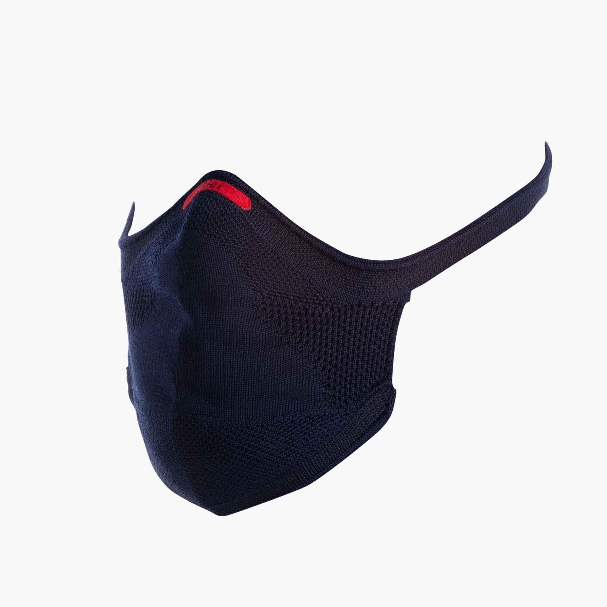 Máscara Esportiva KNIT - MARINHO