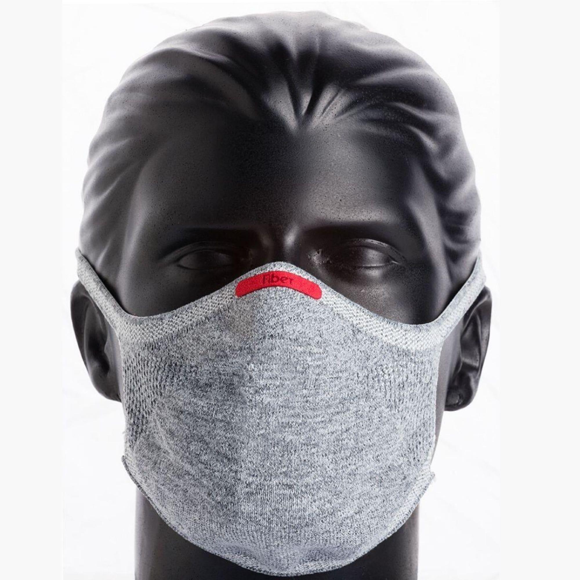 Máscara Esportiva KNIT - MESCLA