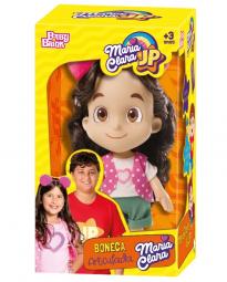 Boneca Maria Clara & JP - Novabrink