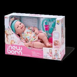 Boneca Newborn maternidade