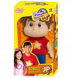 Boneco JP - Maria Clara & JP