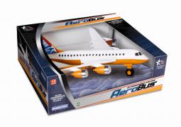 Brinquedo Avião Aerobus - Brinquemix