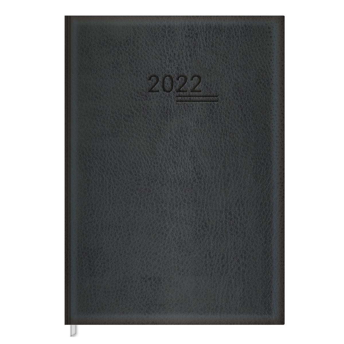 Agenda Executiva Cost Torino 2022 datado Preto - Tilibra