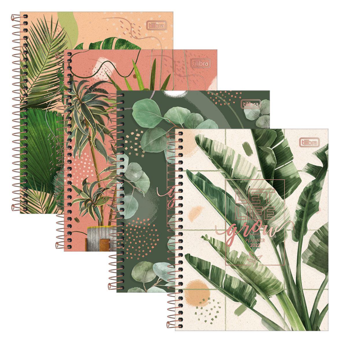 Agenda Planner Naturalis 2022 Nature - Tilibra