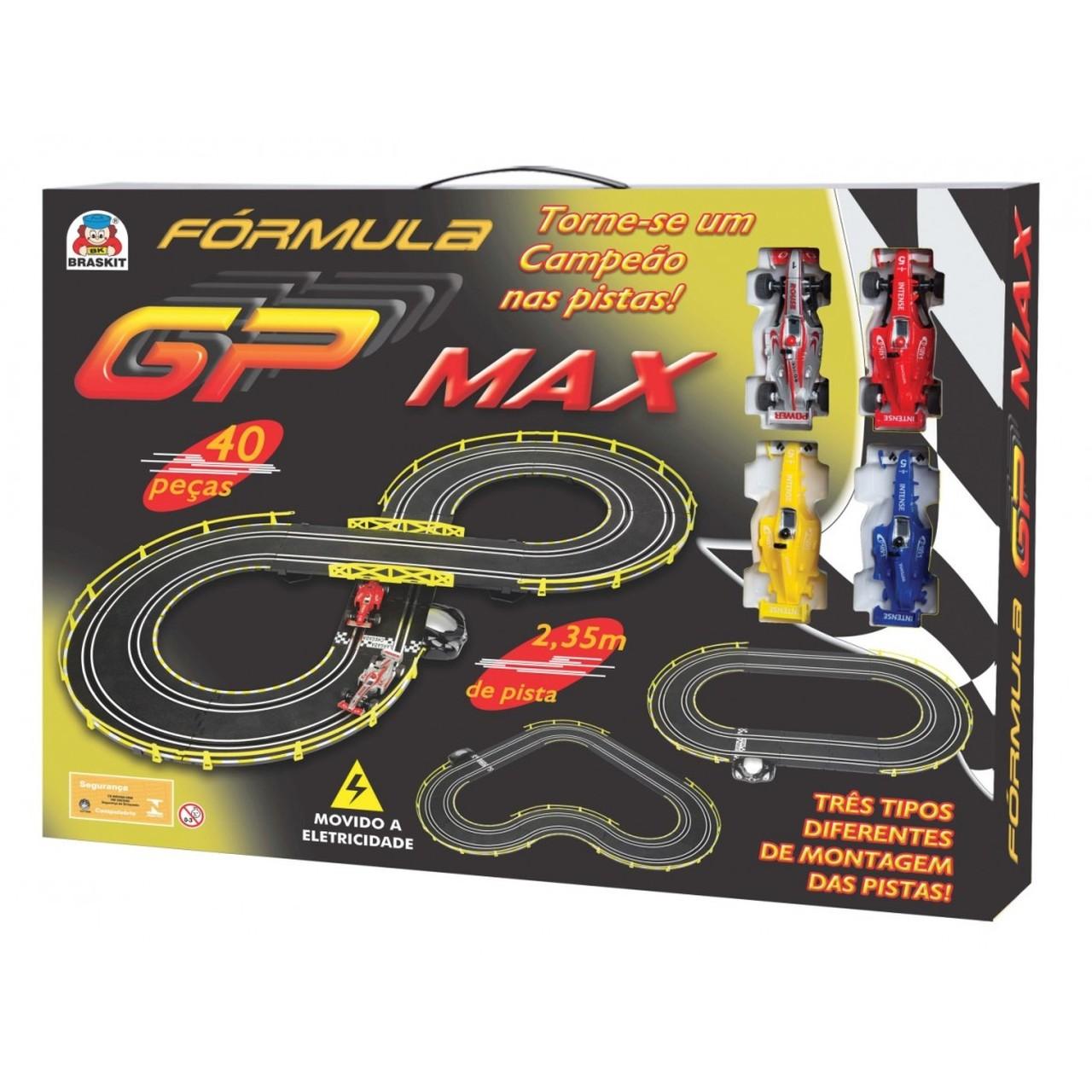 Autorama Fórmula GP Max Braskit - Ref.: 580-3