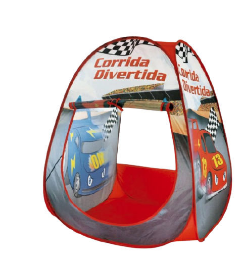 Barraca Corrida Divertida - DM TOYS.