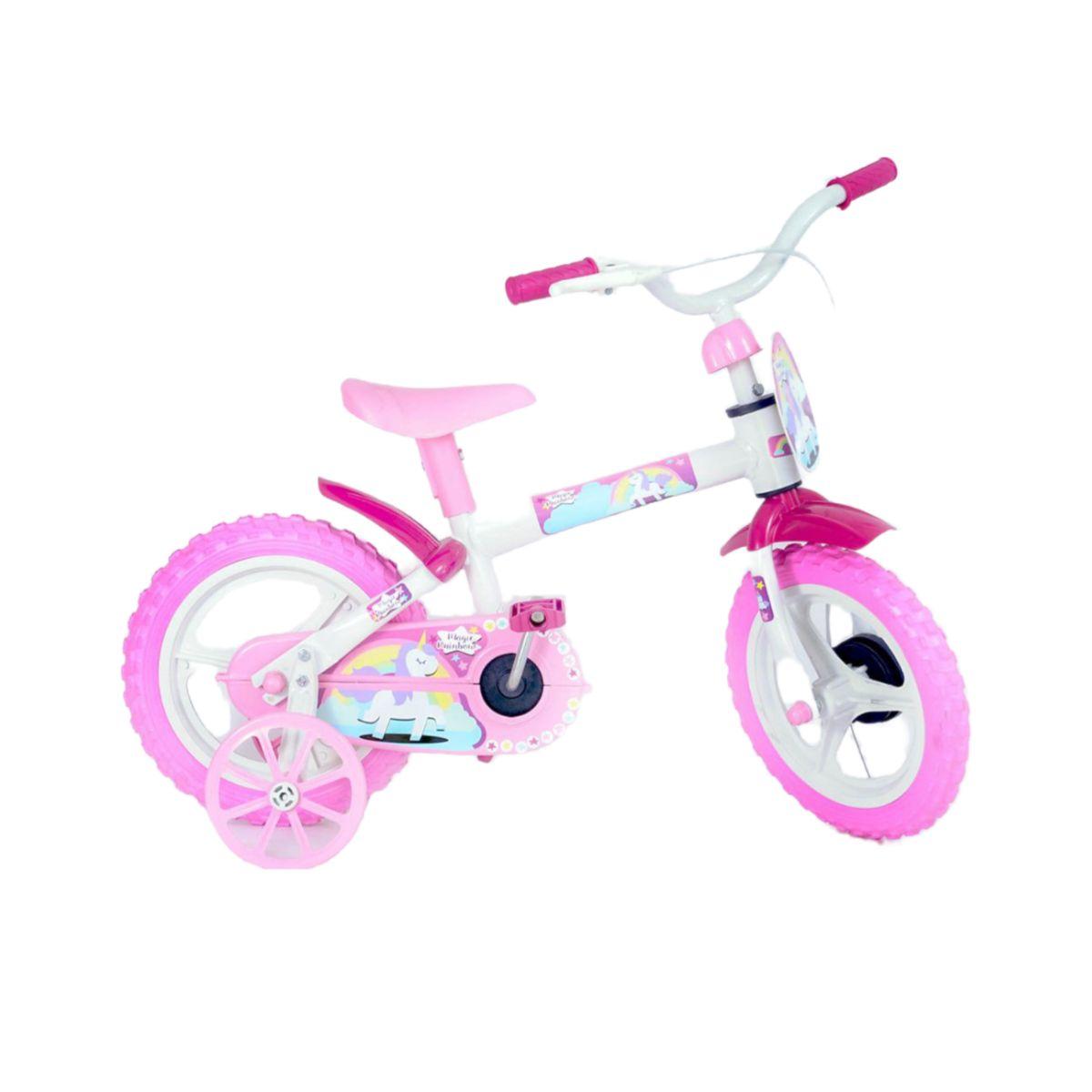 Bicicleta Aro 12 Magic Rain Bow - Bike
