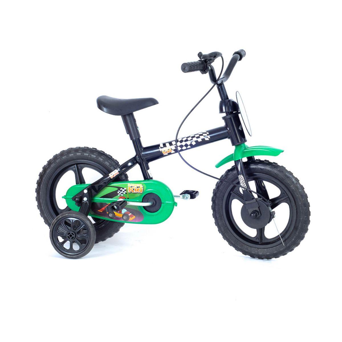 Bicicleta Infantil Aro 12 Radical Kid Top- Bike Baby Menino