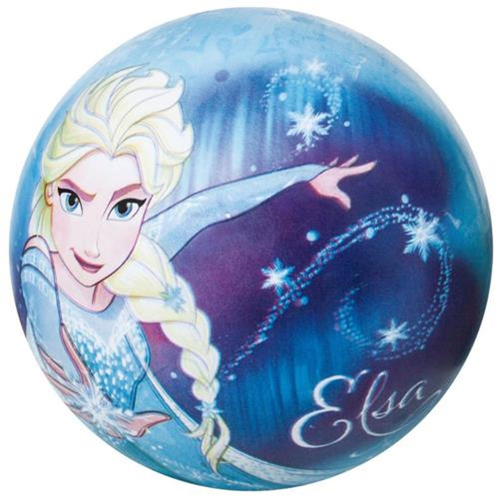Bola de Vinil Infantil Personagens Frozen - Zippy