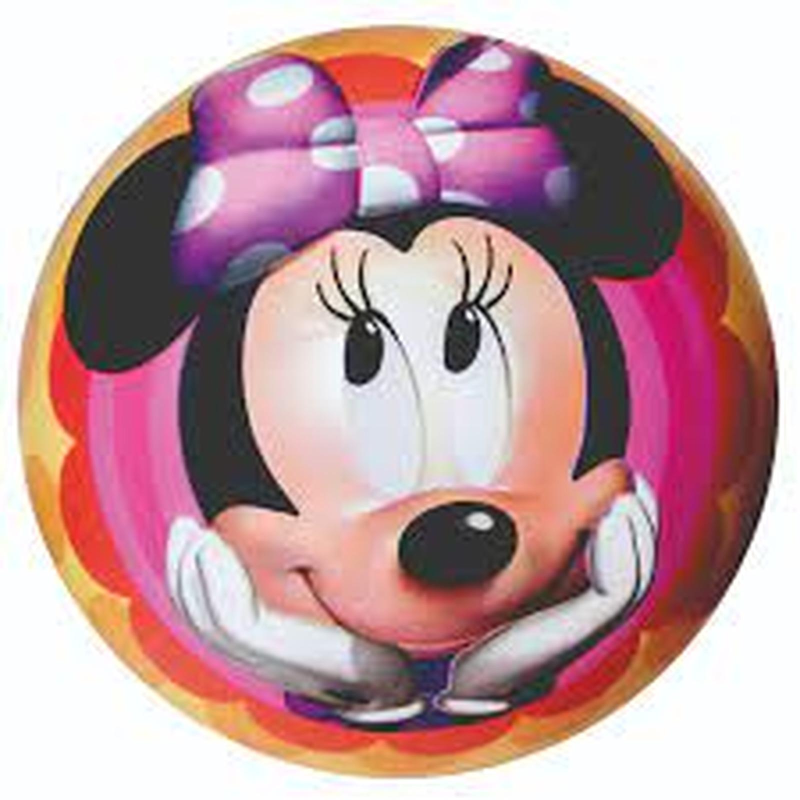 Bola de Vinil Infantil Personagens Minnie - Zippy