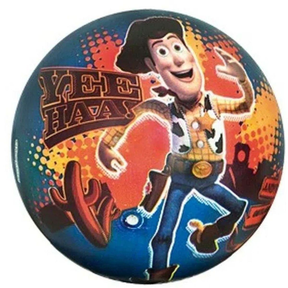 Bola de Vinil Infantil Personagens Toy Story - Zippy