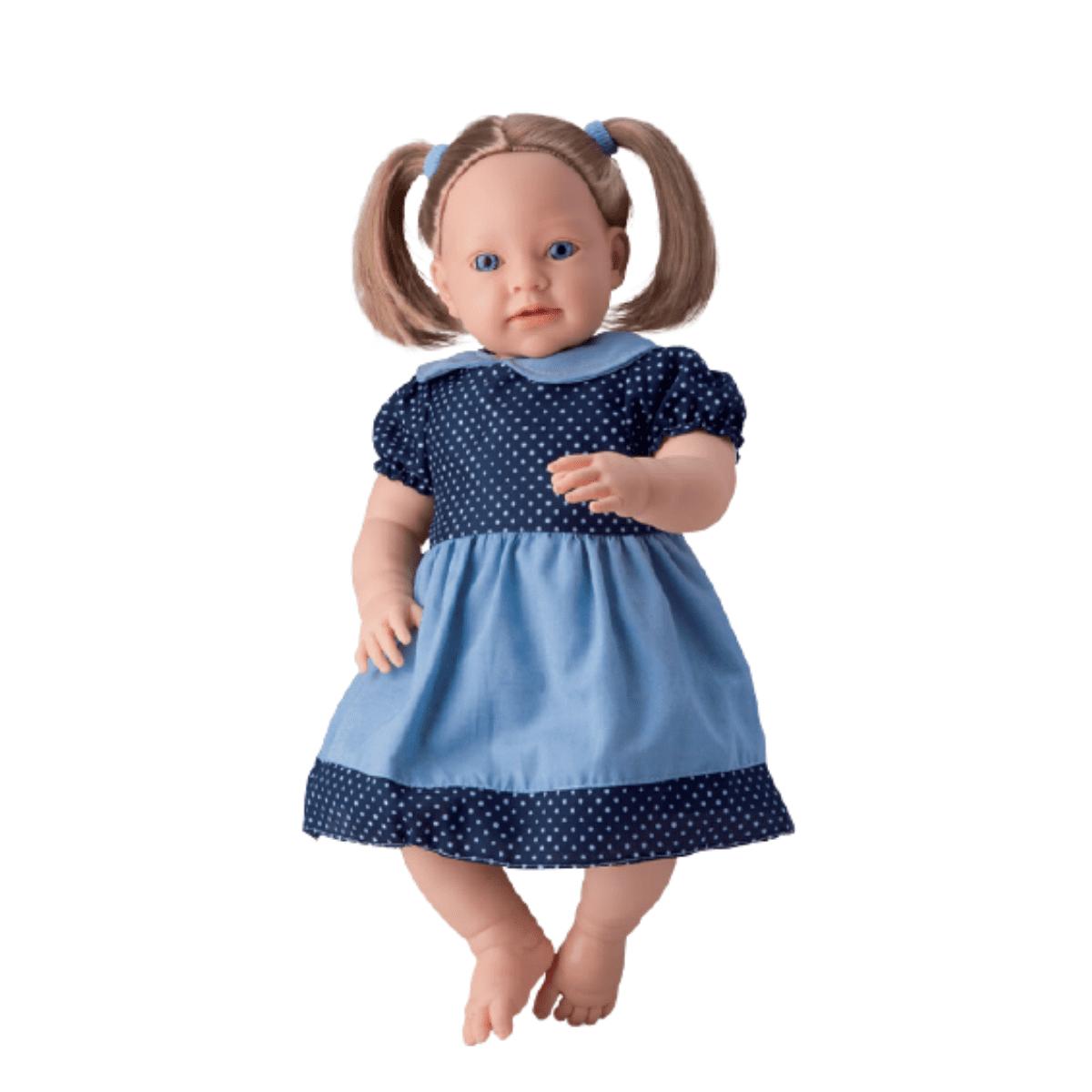 Boneca Agatha Canta Cantigas - Bambola