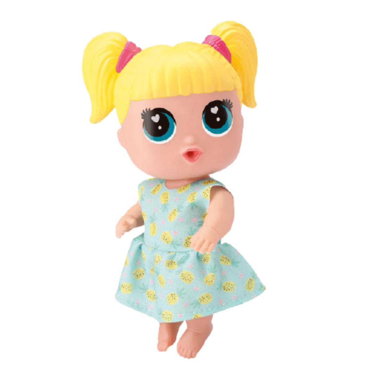 Boneca Baby Buddies Sabores - Abacaxi - Bambola