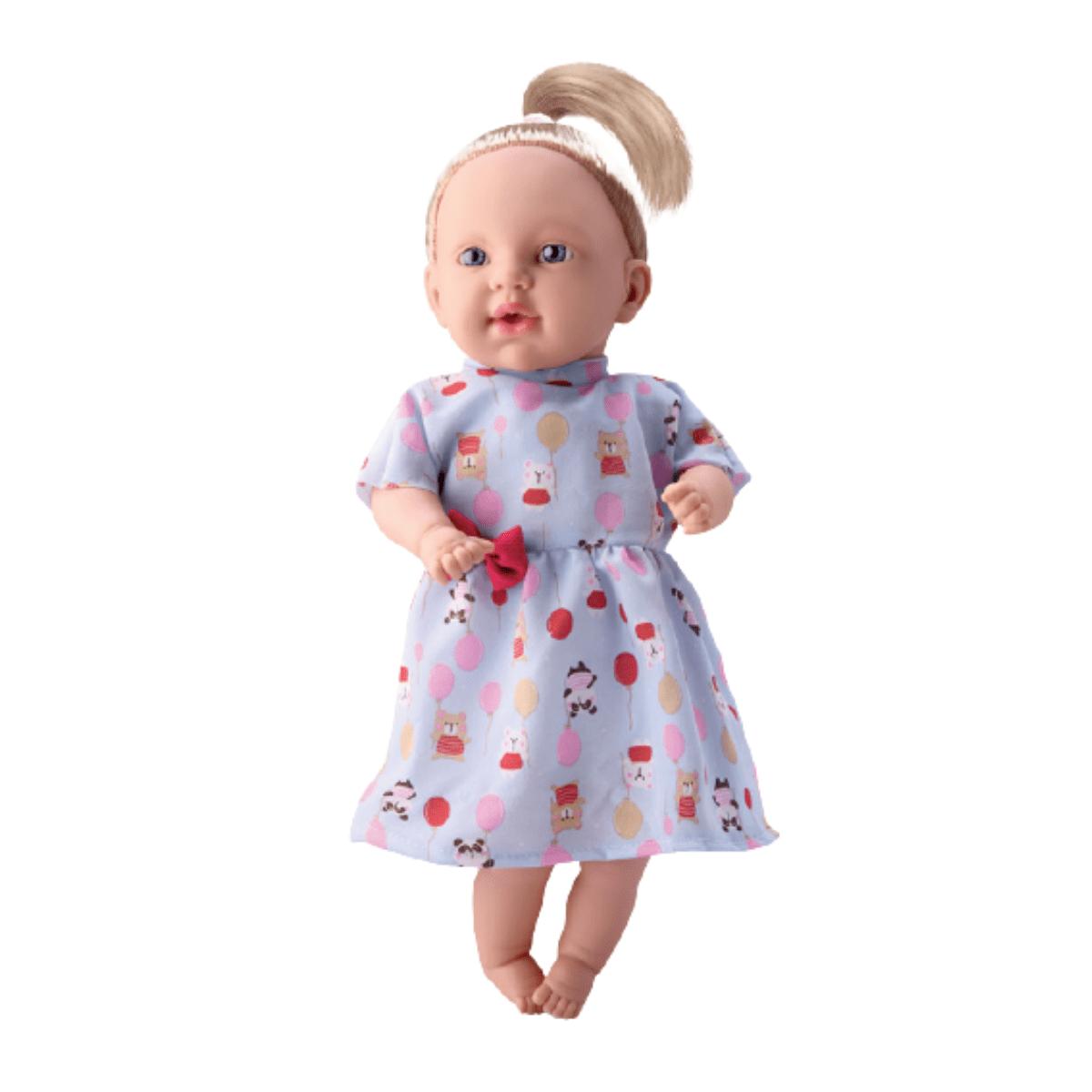 Boneca Bebe Menina Melinda Canta Cantigas De Roda - Bambola