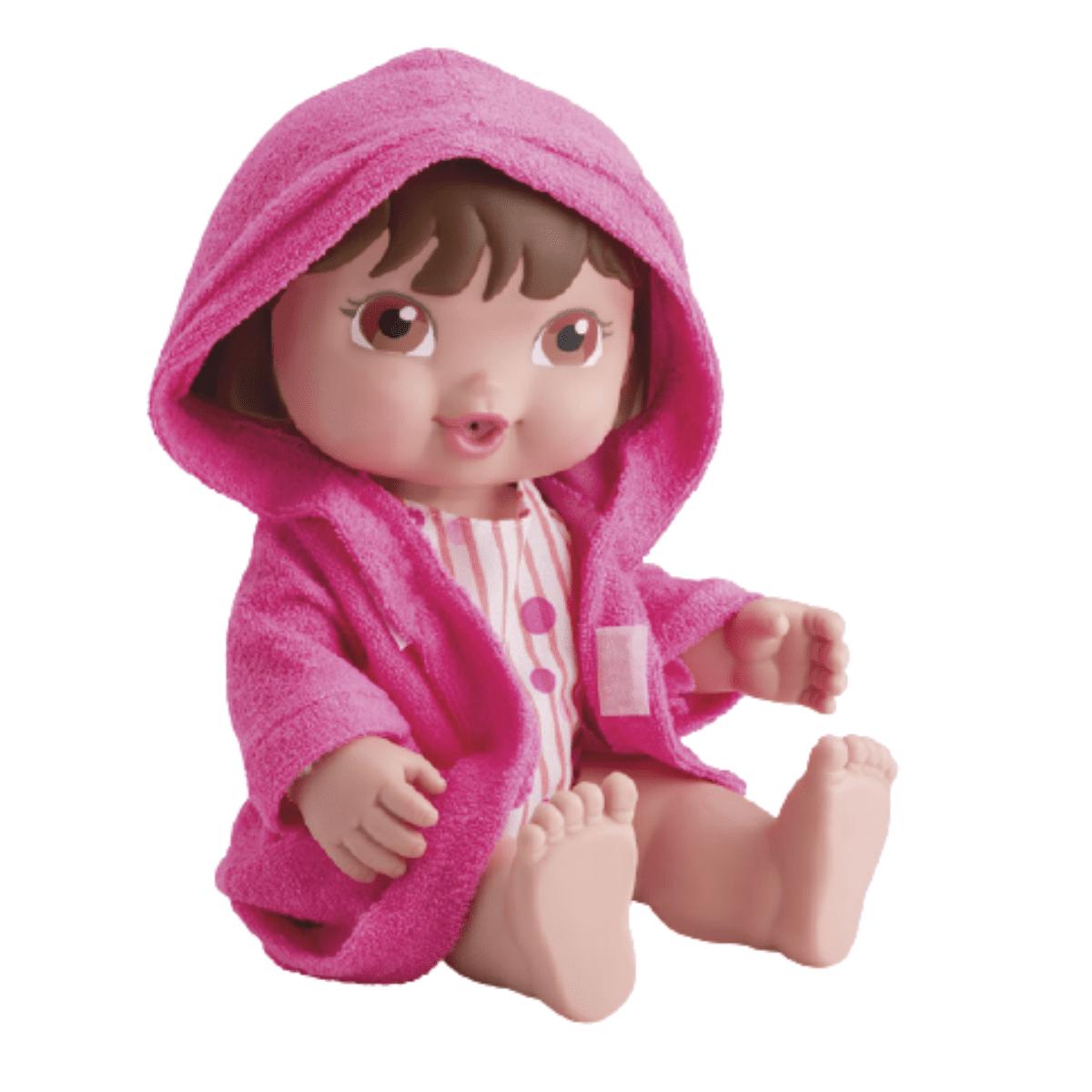 Boneca Dora Aventureira Hora Do Banho - Bambola