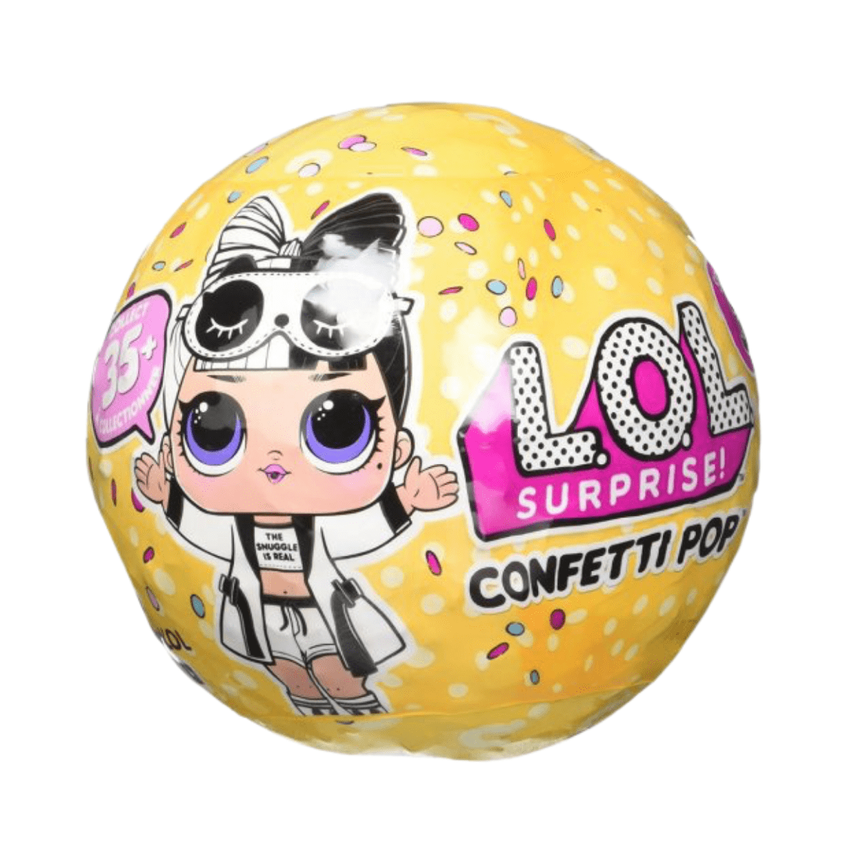 Boneca Lol Confetti Original Candide