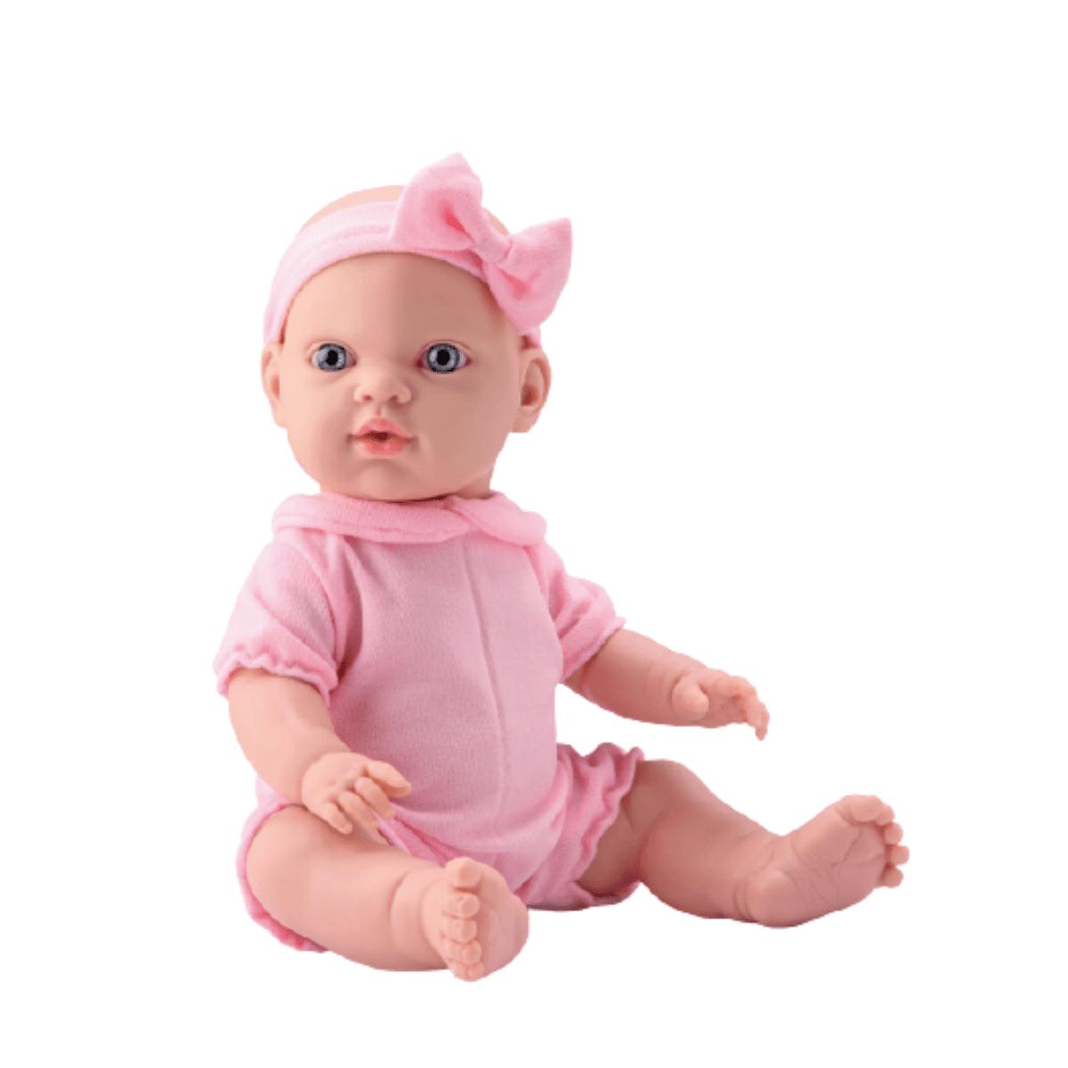 Boneca New Pop Joy Recém Nascida - Bambola