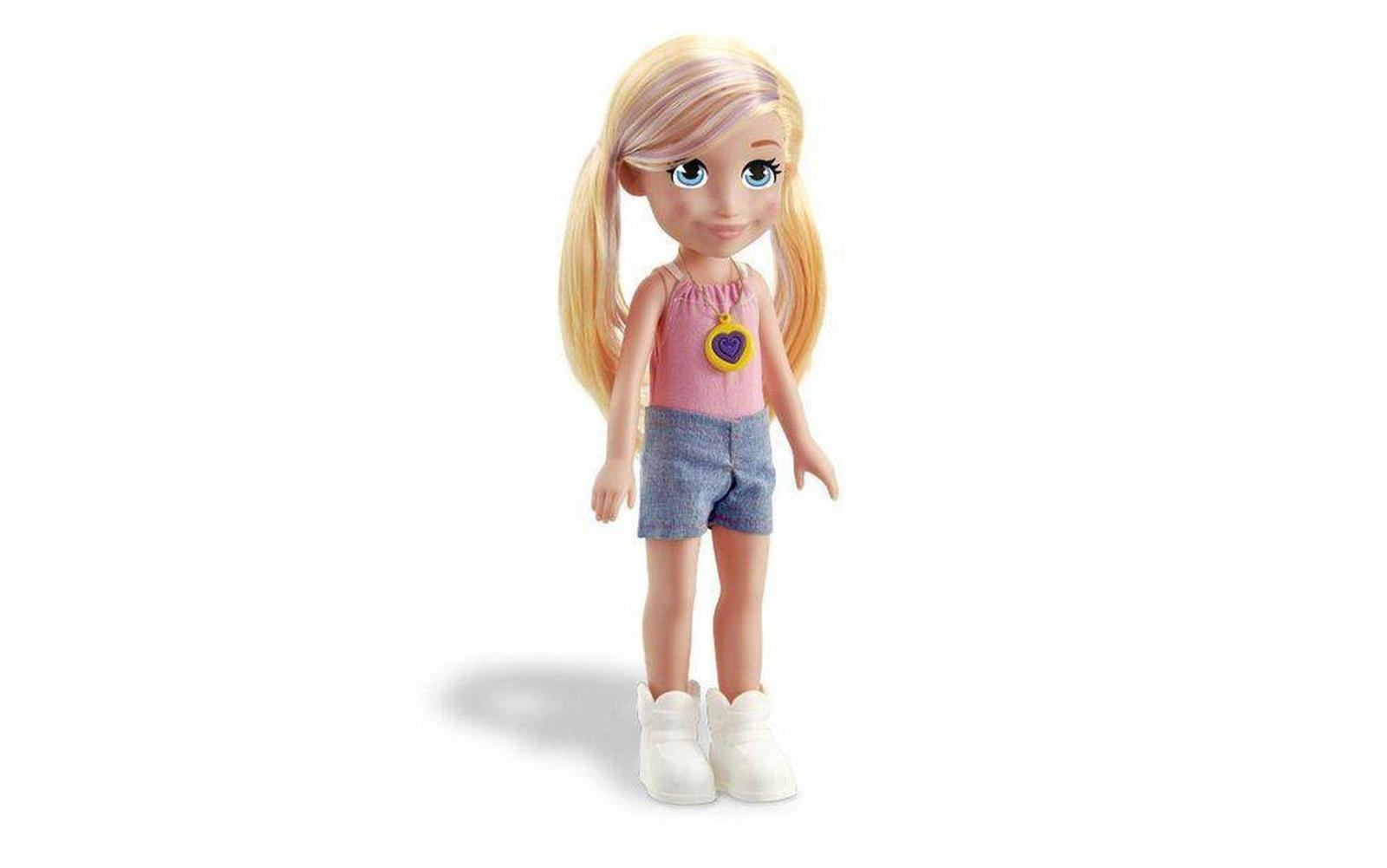 Boneca Polly Pocket Surfista - Pupee