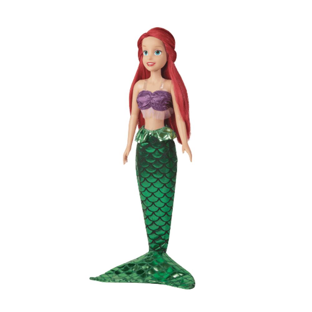 Boneca Princesa Disney Ariel - Baby Brink