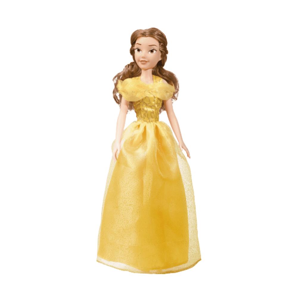 Boneca Princesa Disney Bela - Baby Brink