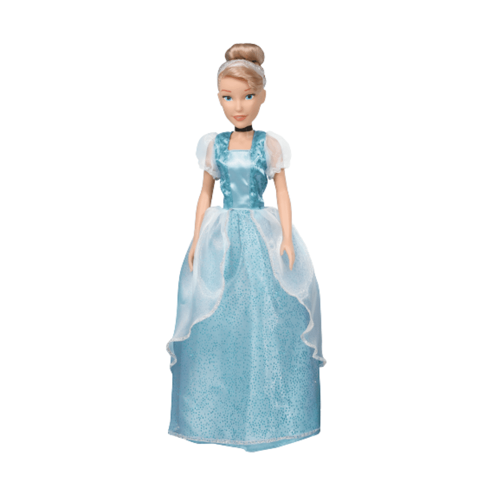 Boneca Princesa Disney Cinderela - Baby Brink