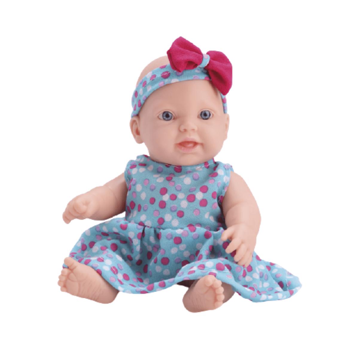 Boneca Toots Baby Xixi Com Acessórios - Bambola