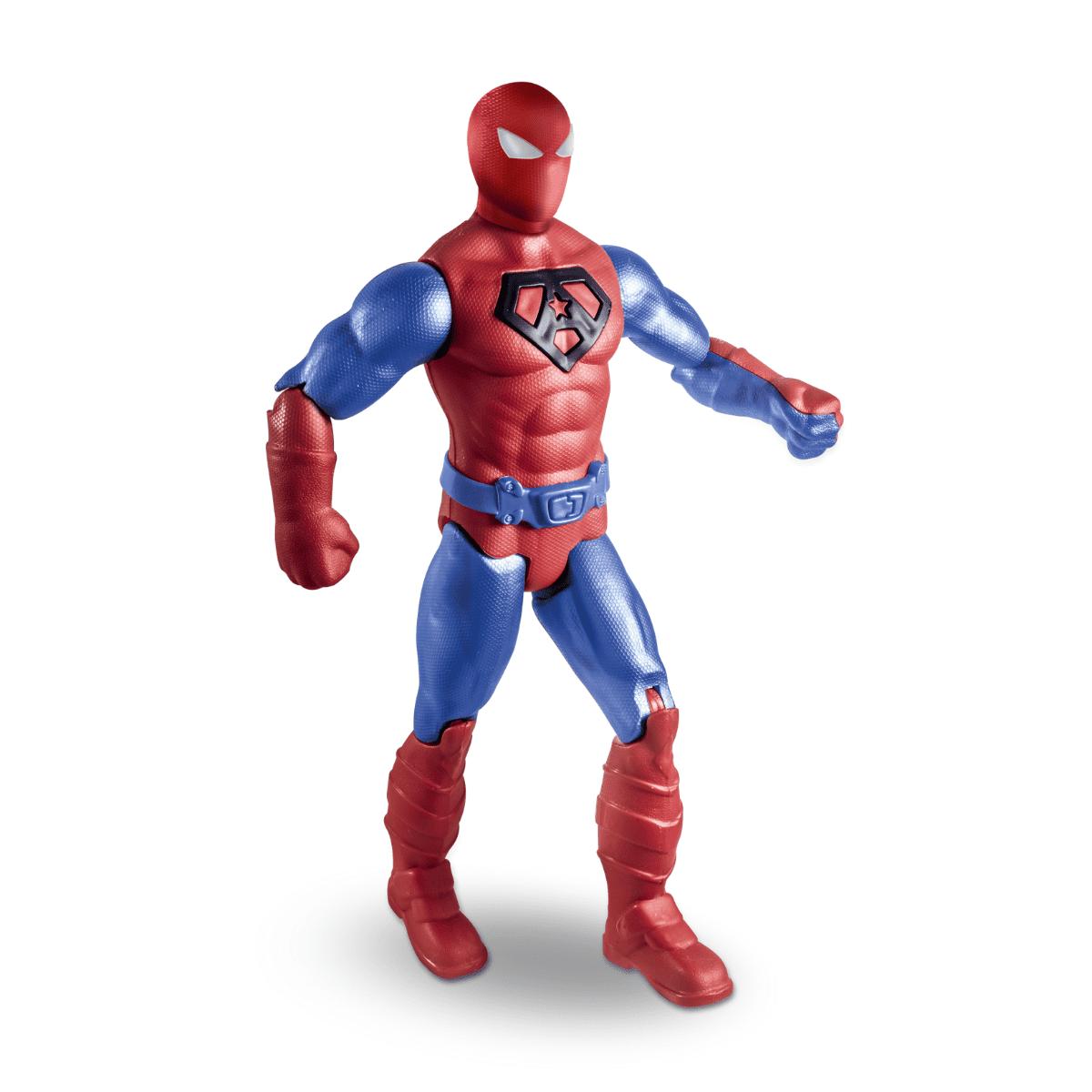 Boneco de Brinquedo Super Heroes Soldier Super Herói