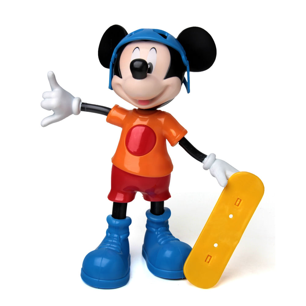 Boneco Mickey Radical 900 - Elka