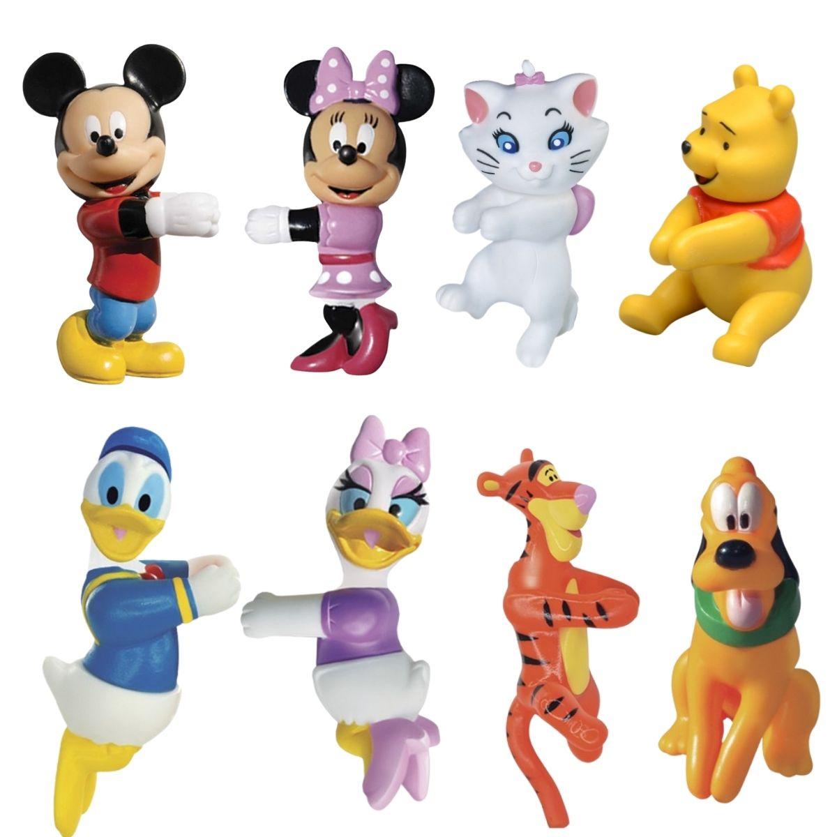 Bonecos Agarradinho Personagens Disney