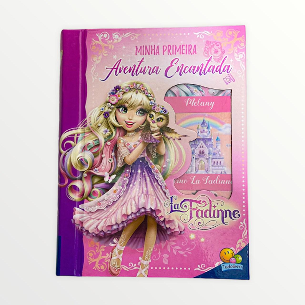 Box c/ 6 Livrinhos La Fadinne Todolivro