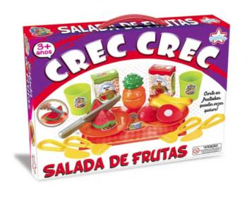 Brinquedo Faz De Conta Crec Crec Salada De Frutas - Big Star