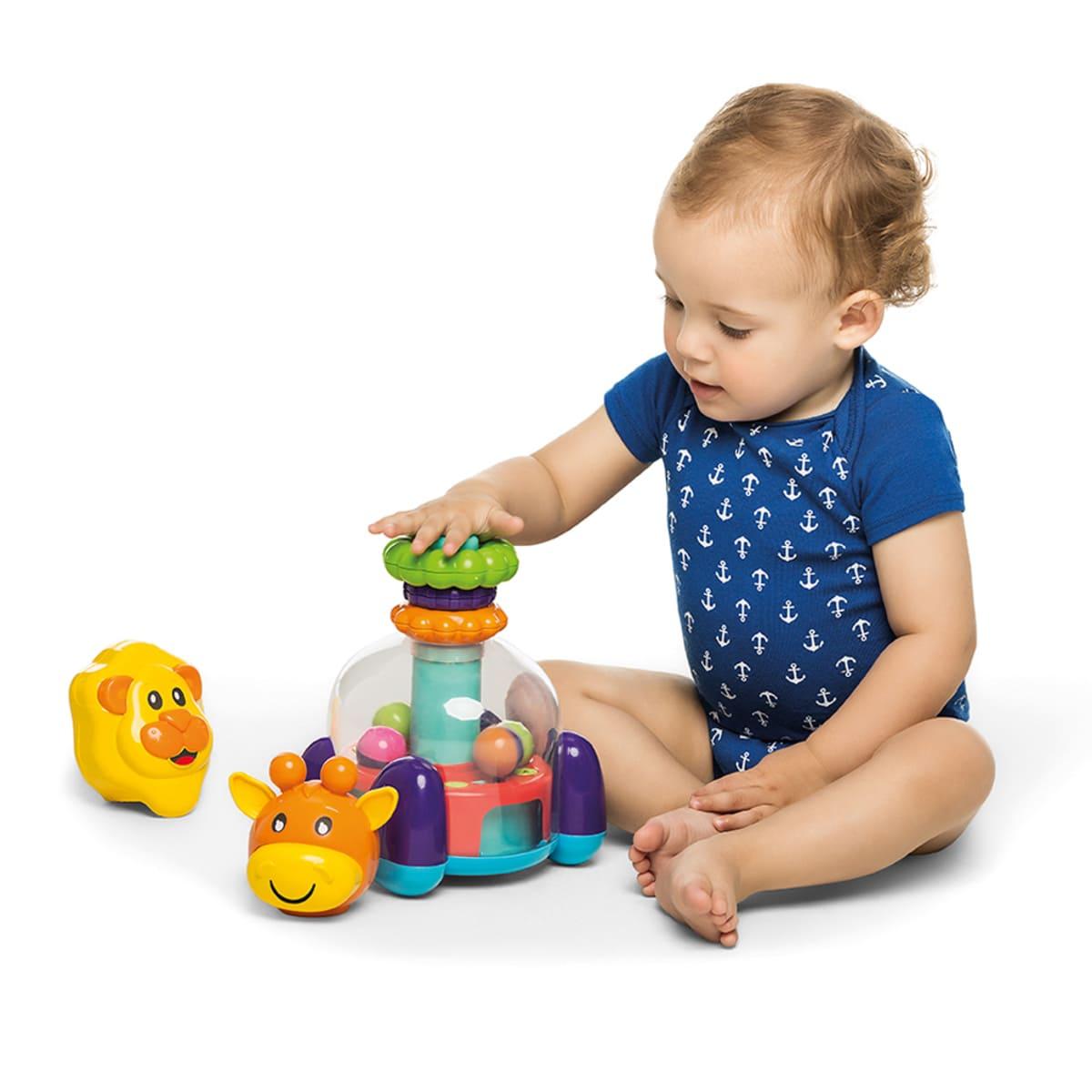 Brinquedo Infantil Didatico Baby Mix - Calesita Tateti 0863