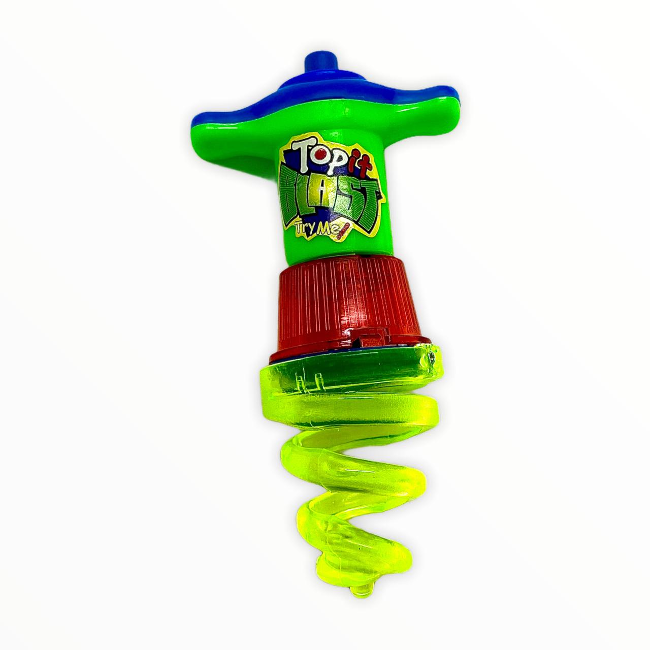 Brinquedo Pião Giratório com Luzes VIPIMPORT