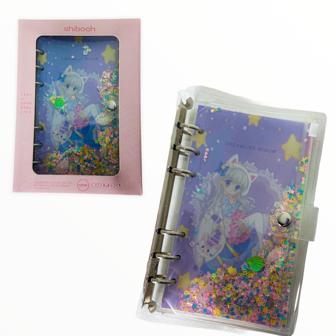 Caderno Argolado Inteligente Folhas Lisas, Pontilhadas e Quadriculadas Moure Jar