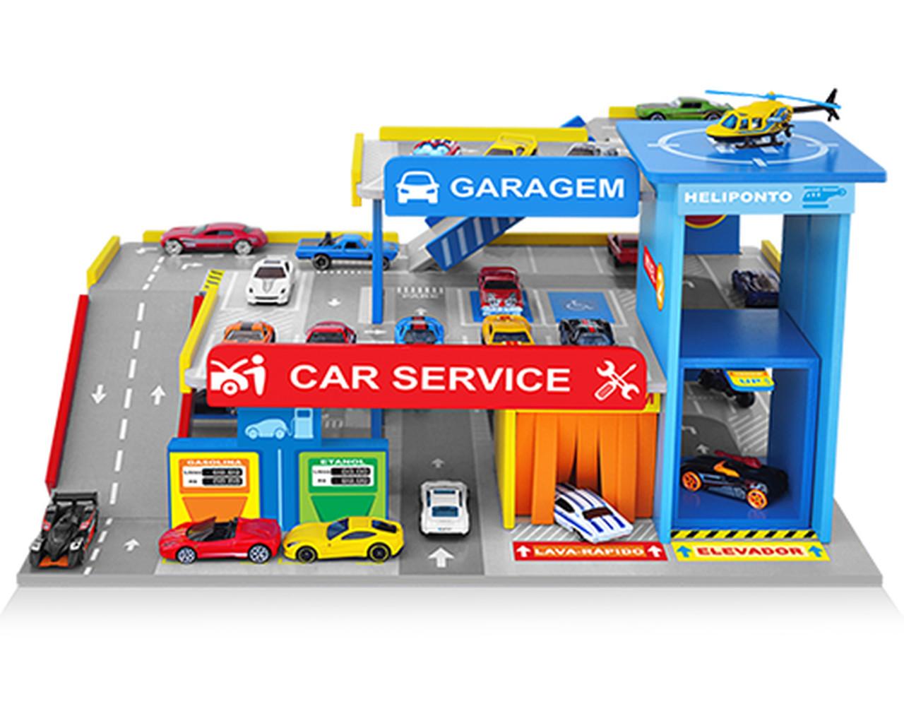 Car Service Postinho de Gasolina e Estacionamento Junges