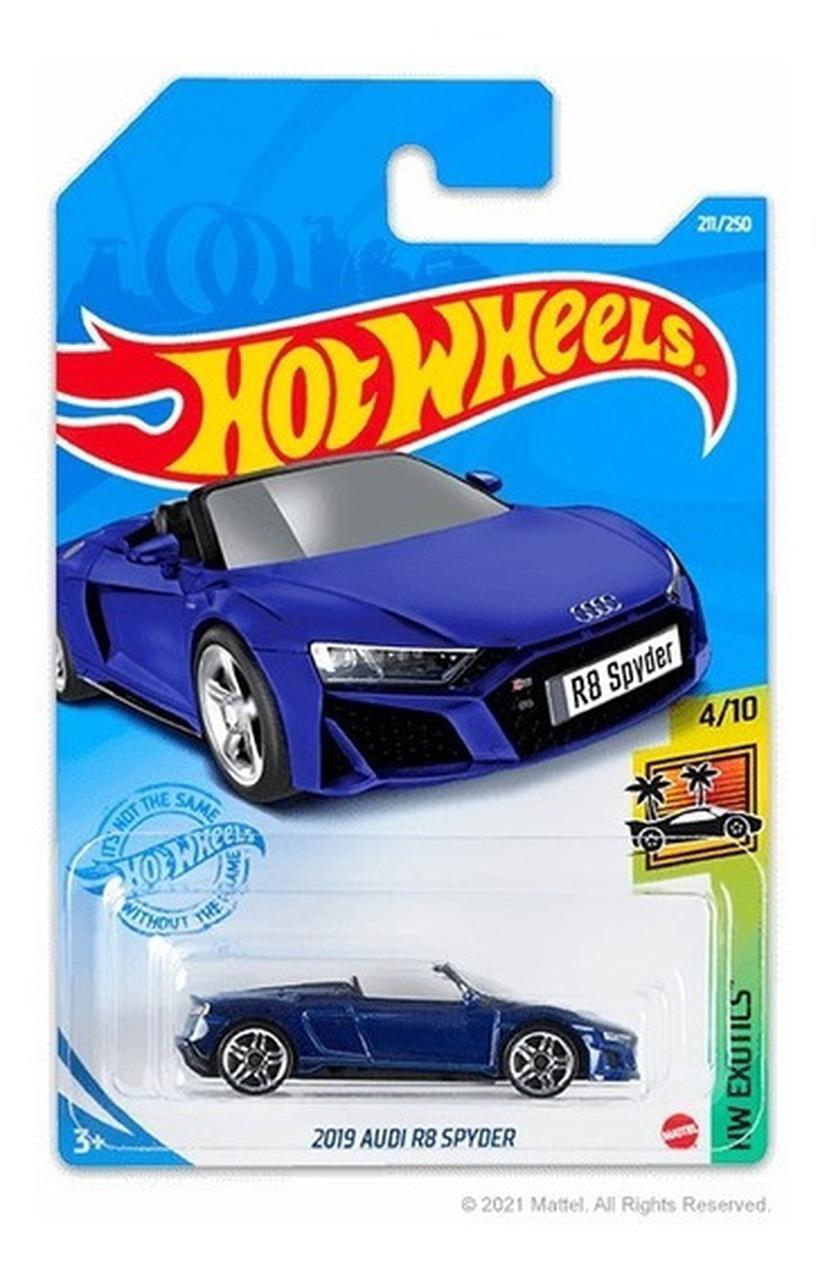 Carrinho Hot Wheels Carros Basicos Sortido