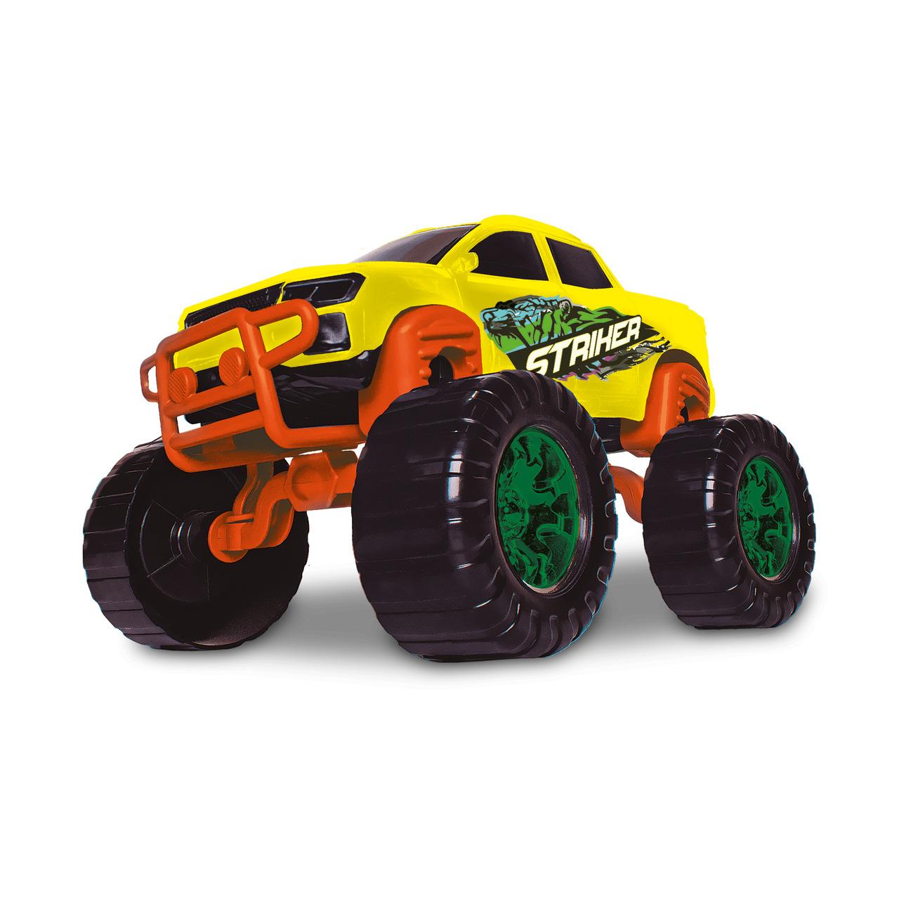 Carrinho Pick-Up Monster Truck Striker Samba Toys