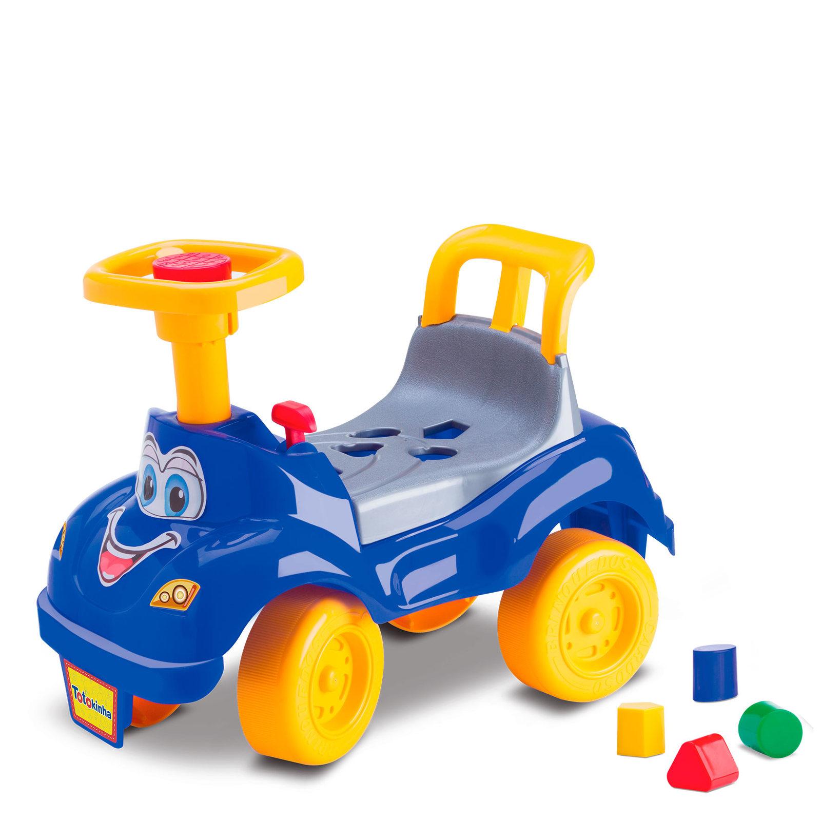 Totokinha Infantil Menino e Menina - Cardoso Toys 300/301