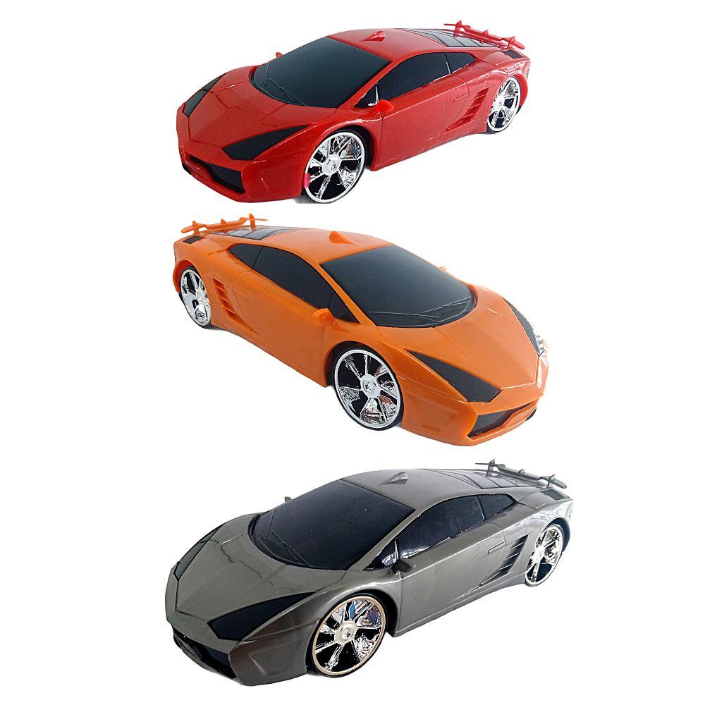 Carro de Brinquedo C/ 3 modelos LBN Predador