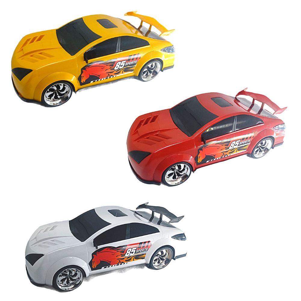 Carro de Brinquedo Ultimate Challenge Pegasus C/ 3 modelos