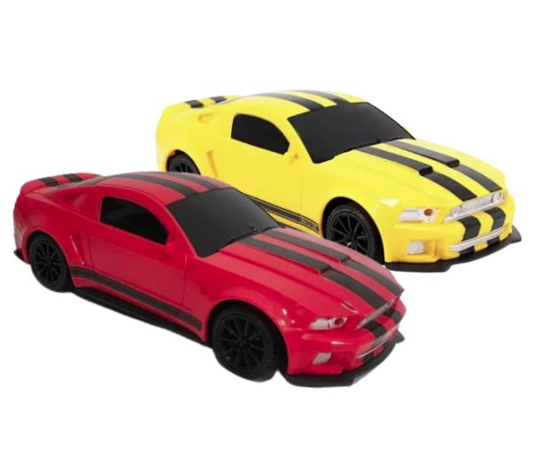 Carro Controle Remoto Sem Fio Mustang - DM
