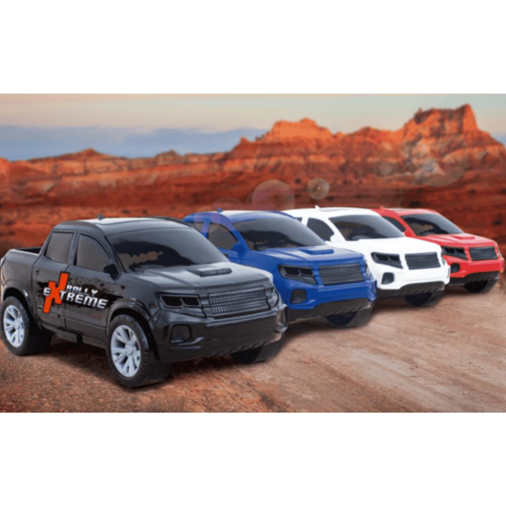 Carro Rally Extreme - Samba Toys