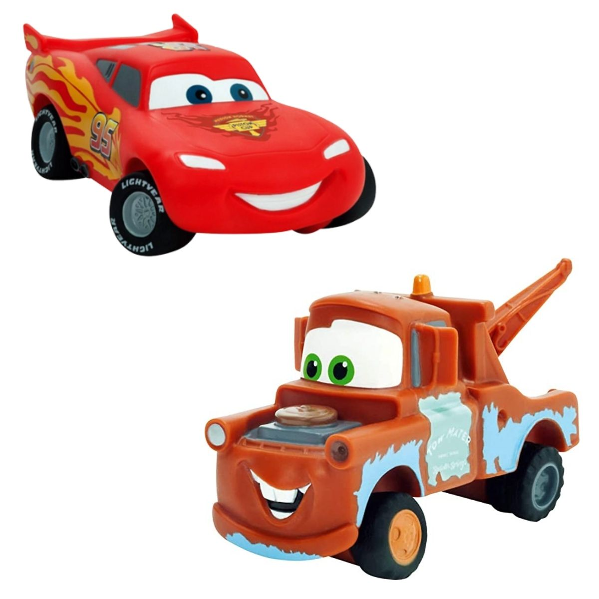 Carros Coleção Relâmpago Mcqueen e Tow Mater
