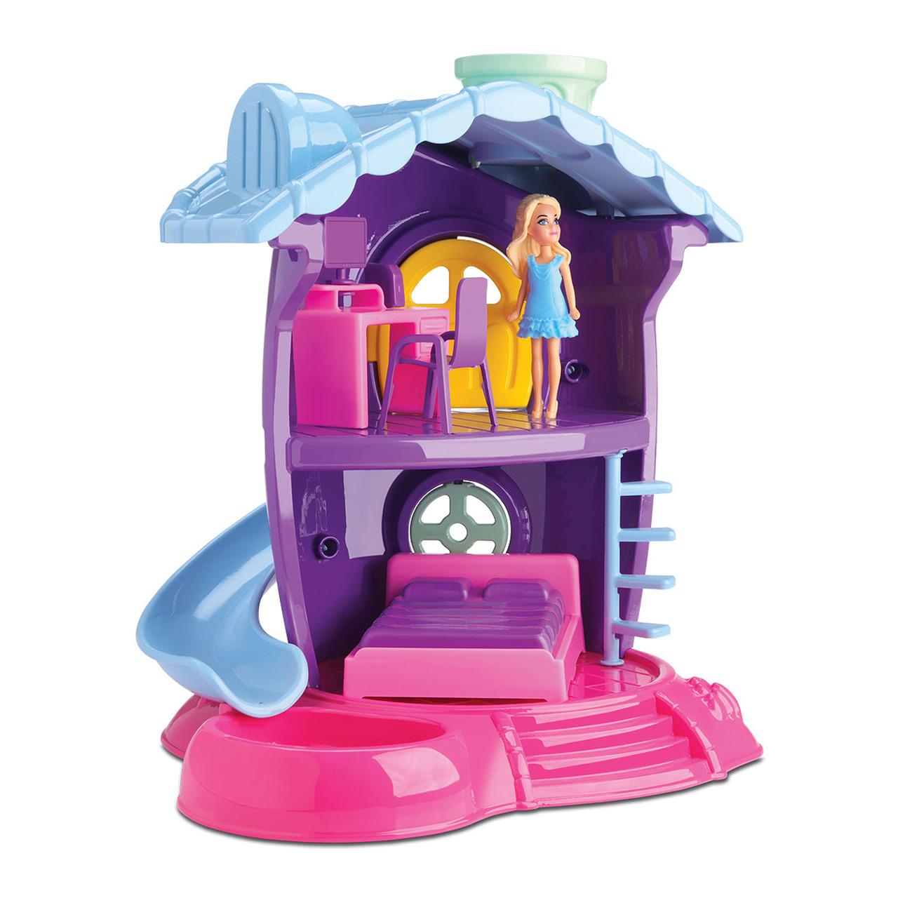 Casinha de Boneca Quarto da Judy Samba Toys