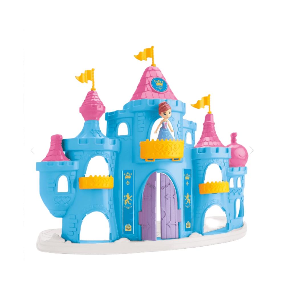 Castelo Princesa Snow - Samba Toys