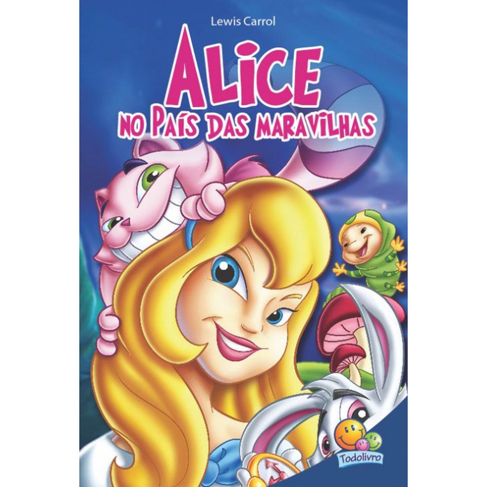 Classic Stars: Alice no País das Maravilhas