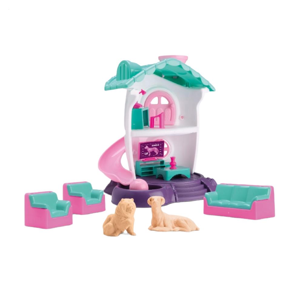 Clínica Veterinária Infantil Center Pet Animal - Samba Toys